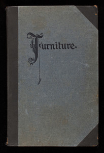 Furniture, as interpreted by the Century Furniture Company, Grand Rapids, Michigan