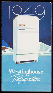 1949 Westinghouse Refrigerators, Westinghouse, Pittsburgh, Pennsylvania, 1949