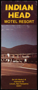 Indian Head Motel Resort, U.S. Route 3 & Interstate 93, Lincoln, New Hampshire