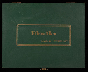 Ethan Allen room planning kit, Ethan Allen Inc., location unknown, undated