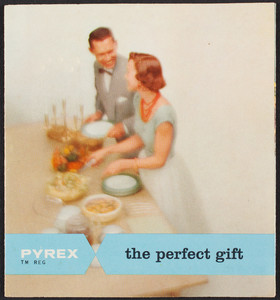 Pyrex the perfect gift, Corning Glass Works, Corning, New York