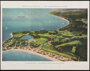 Discover Manomet Point this summer, Graphic History Association, New York, New York