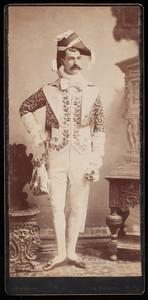 Henry C. Bowen in fancy dress