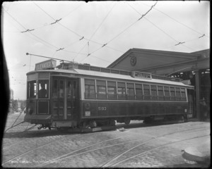 Pay within surface car, no. 5193