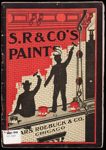 S.R. & Co.'s Paints, Sears, Roebuck & Co., Chicago, Illinois