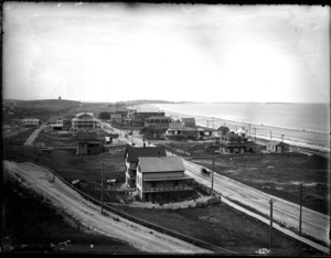 """Aerial view: """"Steamer for Quincy Point"""""""
