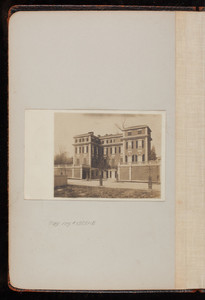 Codman Album 2.0: Martha Codman Karolik House, Washington, D.C.