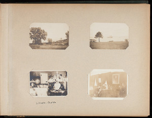 Codman Album 11.0: France and Italy, Canada, New York, and New England views, 1903-1906