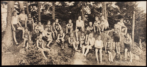 Camp Wapello, Friendship, Maine collection
