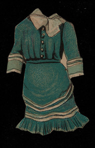 Paper dolls, Willimantic Thread, Willimantic Linen Co., Willimantic, Connecticut, undated