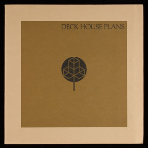 Deck House plans, Deck House, Inc., 930 Main Street, Acton, Mass.