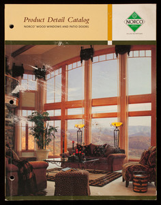 Product detail catalog, Norco wood windows and patio doors, Norco, 811 Factory Street, Hawkins, Wisconsin