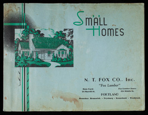 Small homes, National Plan Service, Inc., Chicago, Illinois
