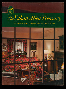 Ethan Allen treasury of American traditional interiors, 70th edition, Baumritter Corp., New York, New York