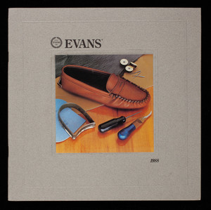 Evans, shoes, L.B. Evans' Son Company, One Oak Hill Road, Fitchburg, Mass.