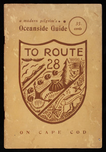 """A Modern Pilgrim's Oceanside Guide to Route 28 on Cape Cod"""