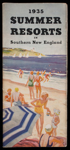 """1935 Summer Resorts in Southern New England"""
