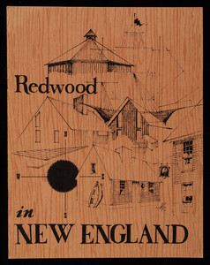 Redwood New England, list no. 8, Robert L. Puffer, Inc., Boston, Mass.