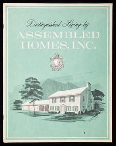 Distinguished living by Assembled Homes, Inc., 40 Holton Street, Winchester, Mass.