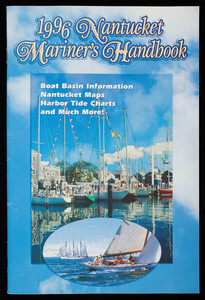 """1996 Nantucket Mariner's Handbook"""