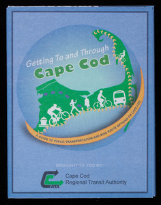 Getting to and Through Cape Cod pamphlet