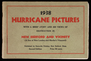 """Hurricane Pictures, 1938"""
