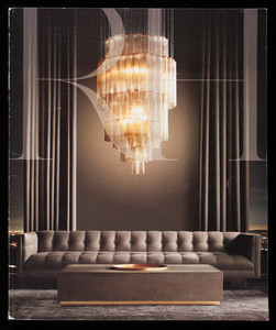 RH interiors, fall 2016, Restoration Hardware, San Francisco, California