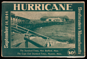 """Hurricane, Southeastern Massachusetts, September 14, 1944"""