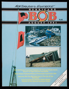 """New England's Nightmare: Hurricane Bob, August 1991"""