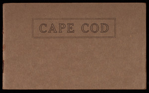 Photomechanical Photo Album: Cape Cod snap shots
