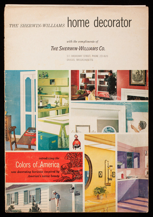 Sherwin-Williams home decorator, Sherwin-Williams Company, Cleveland, Ohio