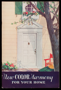 New color harmony for your home, E.I. du Pont de Nemours & Co., Inc., Wilmington, Delware