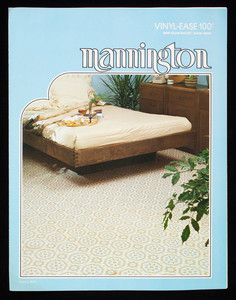 Mannington Vinyl-Ease 100, Mannington Mills, Inc., P.O. Box 30, Salem, New Jersey