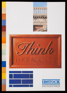 Think terracotta, Ibstock Hathernware, Station Works, Rempstone Road, Normanton on Soar, Loughborough, Leicestershire, United Kingdom