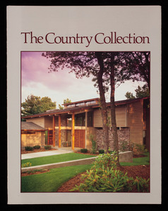 Country collection, Deck House, Inc., 930 Main Street, Acton, Mass.