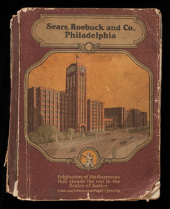 Catalog number 141, Sears, Roebuck and Co., Philadelphia, Pennsylvania