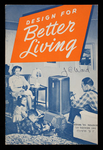 Design for better living, appliances, The Coleman Company, Inc., Wichita, Kansas