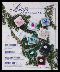 Long's magazine, 2017-2018, issue 4, published by Tufts Communications, 600 Corporation Drive, Suite 106, Pendleton, Indiana