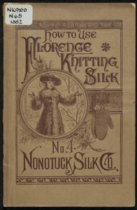 How to use Florence knitting silk : No. 4