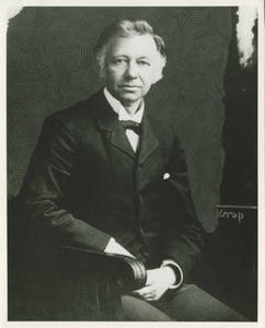 Charles H. Barrows portrait