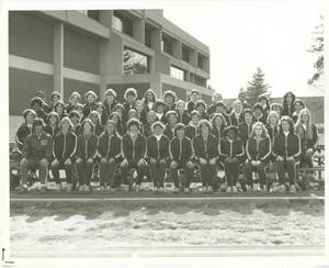 Women's Track and Field Team (1979)