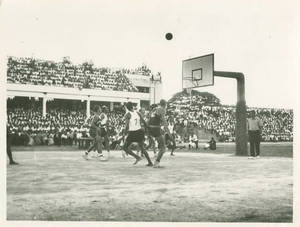 1965 Far East Tour, Demonstration Game