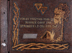 Springfield 2nd Camp Scrapbook (1949)
