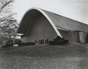 Art Linkletter Natatorium at Springfield College