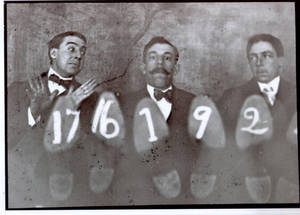 Saunders, Booth, and Bennett (1900)