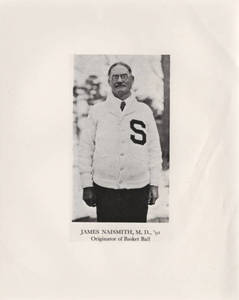 Dr. James Naismith (c. 1931)