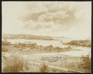 Lower Harbor, Manchester by the Sea, Mass., undated