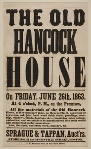 Old Hancock House