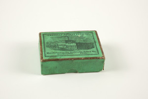 Box for American Pocket Cutlery, manufactured by The Southington Cutlery Co., Southington, Connecticut, undated
