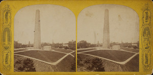 Bunker Hill Monument, Charlestown District, undated